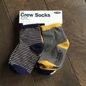 [Old Navy] Baby Boy Socks